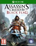 Carátula de Assassin's Creed IV: Black Flag para Xbox One