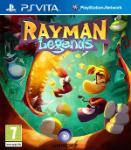 Carátula de Rayman Legends para PlayStation Vita
