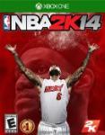 Carátula de NBA 2K14 para Xbox One