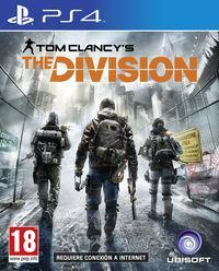 Carátula de Tom Clancy's The Division para PlayStation 4