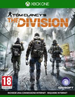 Carátula de Tom Clancy's The Division para Xbox One