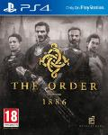 Carátula de The Order: 1886 para PlayStation 4