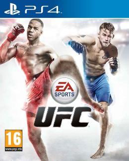 Carátula de EA Sports UFC para PlayStation 4