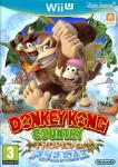 Carátula de Donkey Kong Country: Tropical Freeze para Wii U