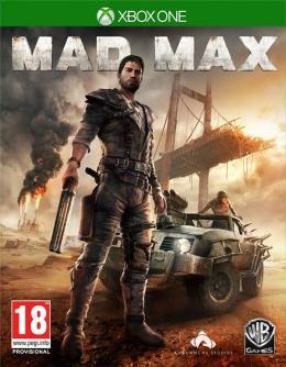 Carátula de Mad Max para Xbox One