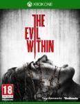 Carátula de The Evil Within para Xbox One