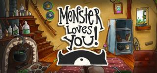 Carátula de Monster Loves You! para PC