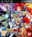 Carátula de Dragon Ball Z: Battle of Z para PlayStation 3
