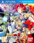 Carátula de Dragon Ball Z: Battle of Z para PlayStation Vita