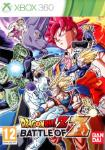 Carátula de Dragon Ball Z: Battle of Z para Xbox 360