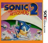 Carátula de Sonic the Hedgehog 2 para Nintendo 3DS