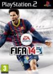 Carátula de FIFA 14 para PlayStation 2