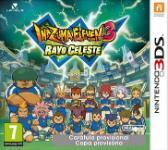 Carátula de Inazuma Eleven 3: Rayo celeste para Nintendo 3DS