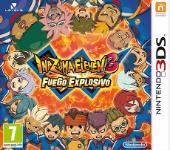 Carátula de Inazuma Eleven 3: Fuego explosivo para Nintendo 3DS