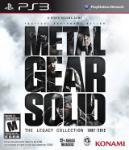 Carátula de Metal Gear Solid: The Legacy Collection para PlayStation 3