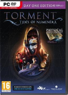 Carátula de Torment: Tides of Numenera para PC