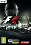 Carátula de F1 2013 para PC