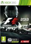 Carátula de F1 2013 para Xbox 360