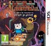 Carátula de Hora de Aventuras: ¡Explora la mazmorra porque yo paso! para Nintendo 3DS