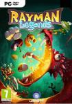 Carátula de Rayman Legends para PC