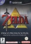 Carátula o portada Europea del juego The Legend of Zelda: Collector's Edition para GameCube