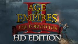 Carátula de Age of Empires II HD: The Forgotten para PC