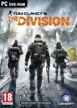 Carátula de Tom Clancy's The Division para PC