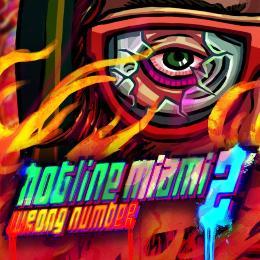 Carátula de Hotline Miami 2: Wrong Number para PlayStation 4