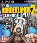 Carátula de Borderlands 2: Game of the Year Edition para PlayStation 3
