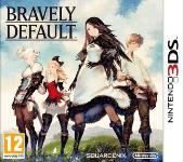 Carátula de Bravely Default para Nintendo 3DS