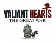 Carátula de Valiant Hearts: The Great War para PlayStation 4