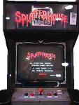 Carátula de Splatterhouse para Arcade