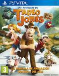 Carátula de Tadeo Jones: El videojuego
