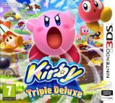 Carátula de Kirby Triple Deluxe para Nintendo 3DS
