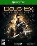 Carátula de Deus Ex: Mankind Divided para Xbox One