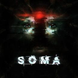 Carátula o portada Europea del juego SOMA para PlayStation 4