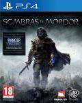 Carátula de La Tierra Media: Sombras de Mordor para PlayStation 4