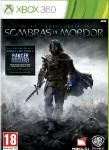 Carátula de La Tierra Media: Sombras de Mordor para Xbox 360