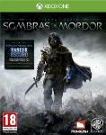 Carátula de La Tierra Media: Sombras de Mordor para Xbox One