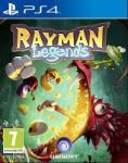 Carátula de Rayman Legends para PlayStation 4