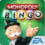 Carátula o portada Logo Oficial del juego Monopoly Bingo para iPhone / iPod Touch