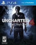 Carátula o portada No oficial (Montaje) del juego Uncharted 4: El desenlace del ladrón para PlayStation 4