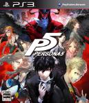 Carátula de Persona 5 para PlayStation 3