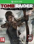 Carátula de Tomb Raider: Definitive Edition para Xbox One
