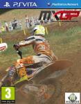 Carátula o portada No oficial (Montaje) del juego MXGP: The Official Motocross Videogame para PlayStation Vita