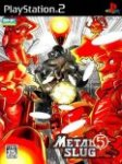 Carátula de Metal Slug 5 para PlayStation 2
