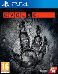 Carátula de Evolve para PlayStation 4