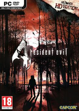 Carátula de Resident Evil 4: Ultimate HD Edition para PC