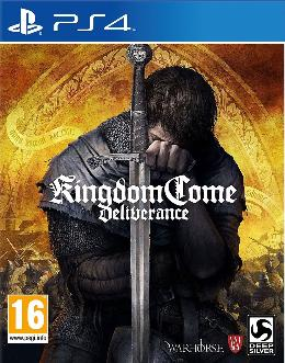 Carátula o portada Europea del juego Kingdom Come: Deliverance para PlayStation 4