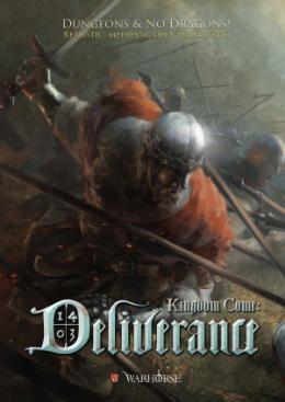 Carátula o portada No definida del juego Kingdom Come: Deliverance para PC